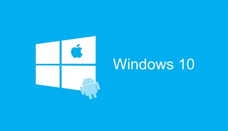 Windows 10 would allow downloading Android apps in a future update