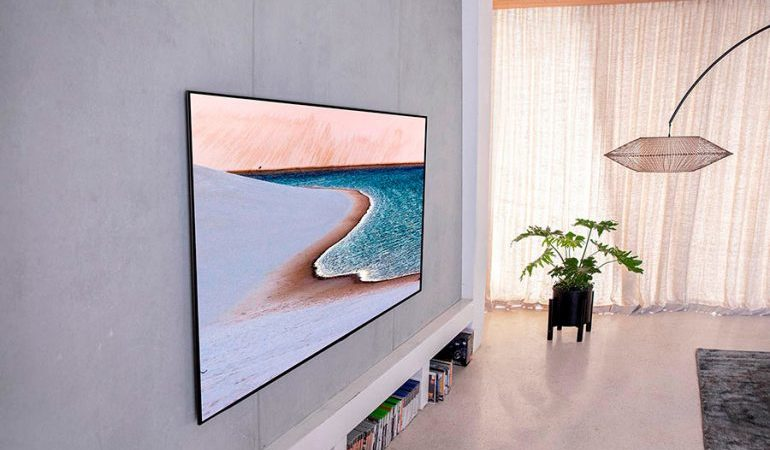 OLED technology, the new standard in televisions