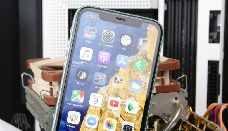 iPhone 11: Apple replaces display module in case of touch problems