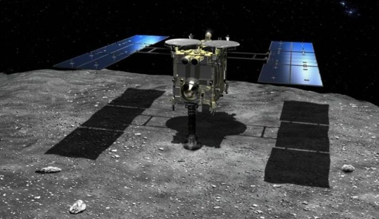 JAXA: First images from samples collected by Hayabusa2 from the asteroid Ryugu