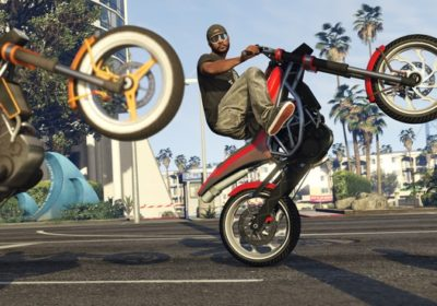 Grand Theft Auto V: Premium Online Edition, PS4