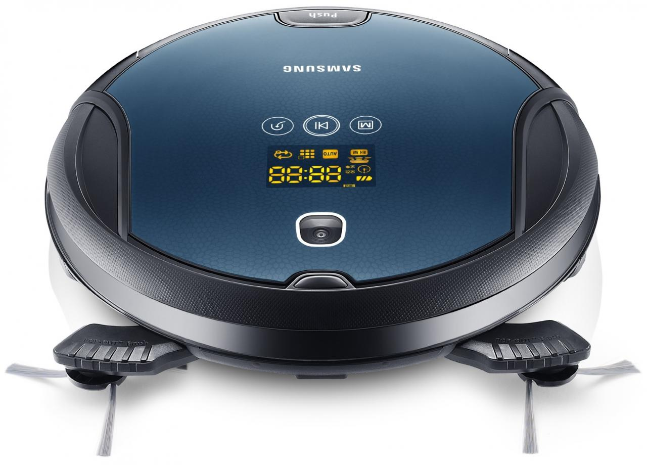 Samsung teases robotic vacuum cleaner with a twist - CNET