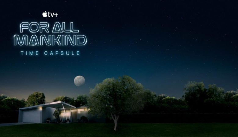 Image result for Apple announces augmented reality app for Apple TV + series For All Mankind