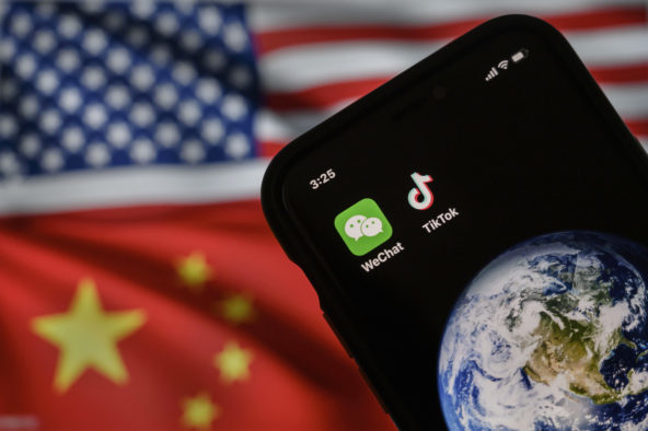 Image result for New US government pauses lawsuit over WeChat and TikTok ban