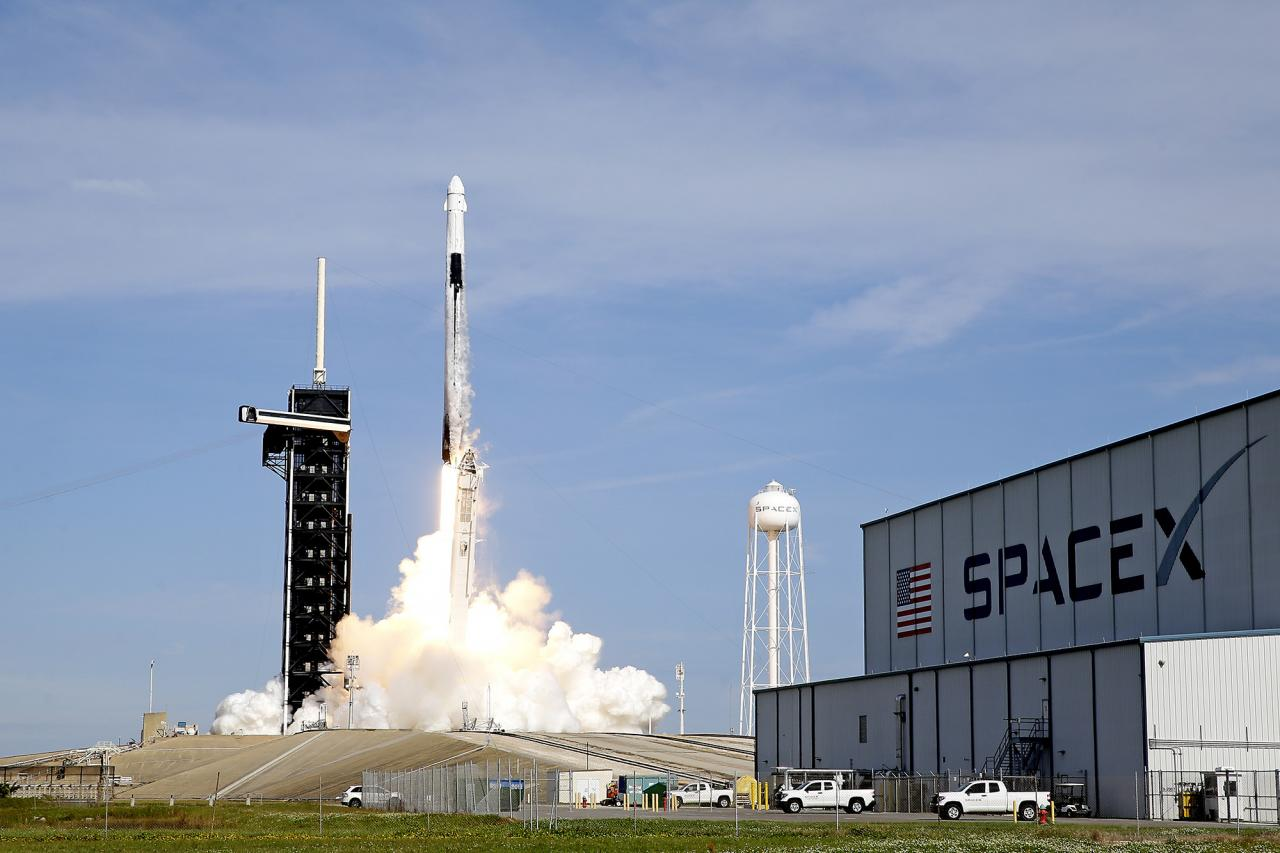 Elon Musk's SpaceX reportedly violated terms of FAA license