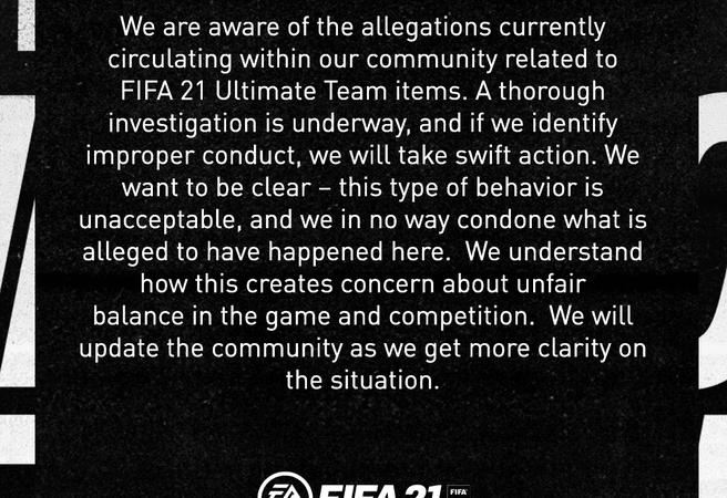 Fifa rumors