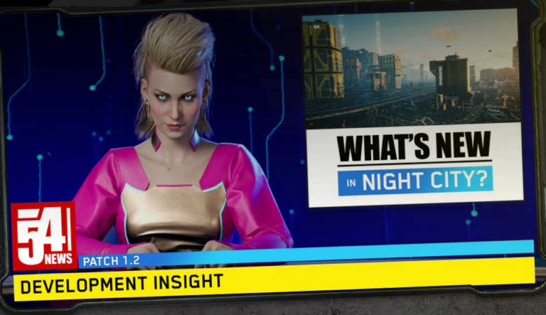 CD Projekt Red teases major Cyberpunk 2077 Patch 1.2 fixes -  NotebookCheck.net News