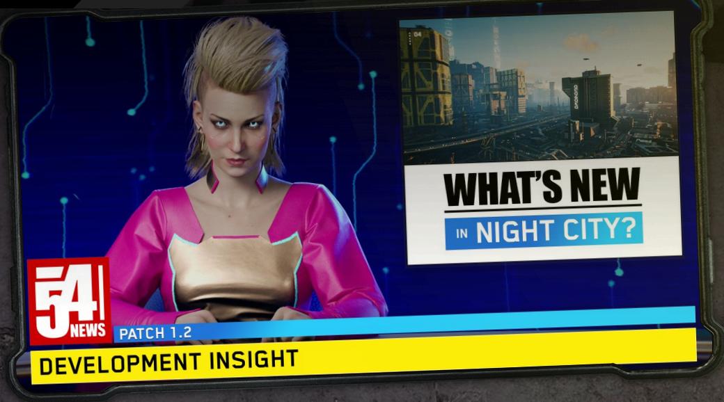 CD Projekt Red teases major Cyberpunk 2077 Patch 1.2 fixes - NotebookCheck.net News