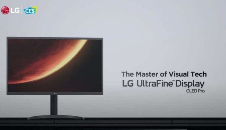 LG to release four OLED monitors this year - Techzine Europe
