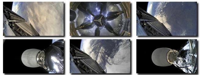 Falcon 9 video