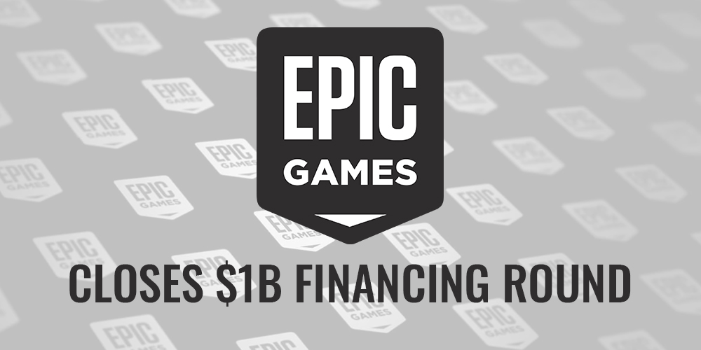 Epic Games Closes B Financing Round, Sony Increases Investment to 0M – The Esports Observer