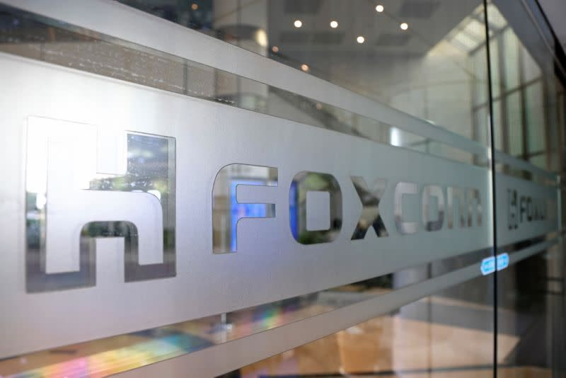 Apple-supplier Foxconn flags strong start to year as lockdowns spur electronics demand