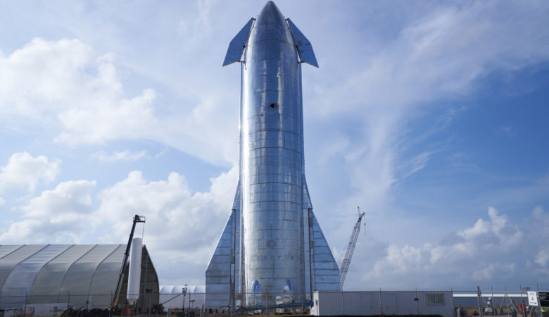 SpaceX targeting next week for Starship's first high-altitude test flight | TechCrunch