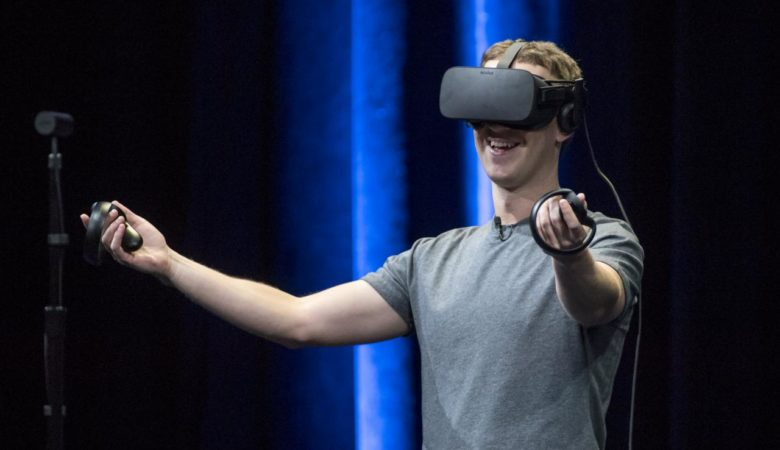 Zuckerberg expects 'breakthrough augmented reality glasses' this decade