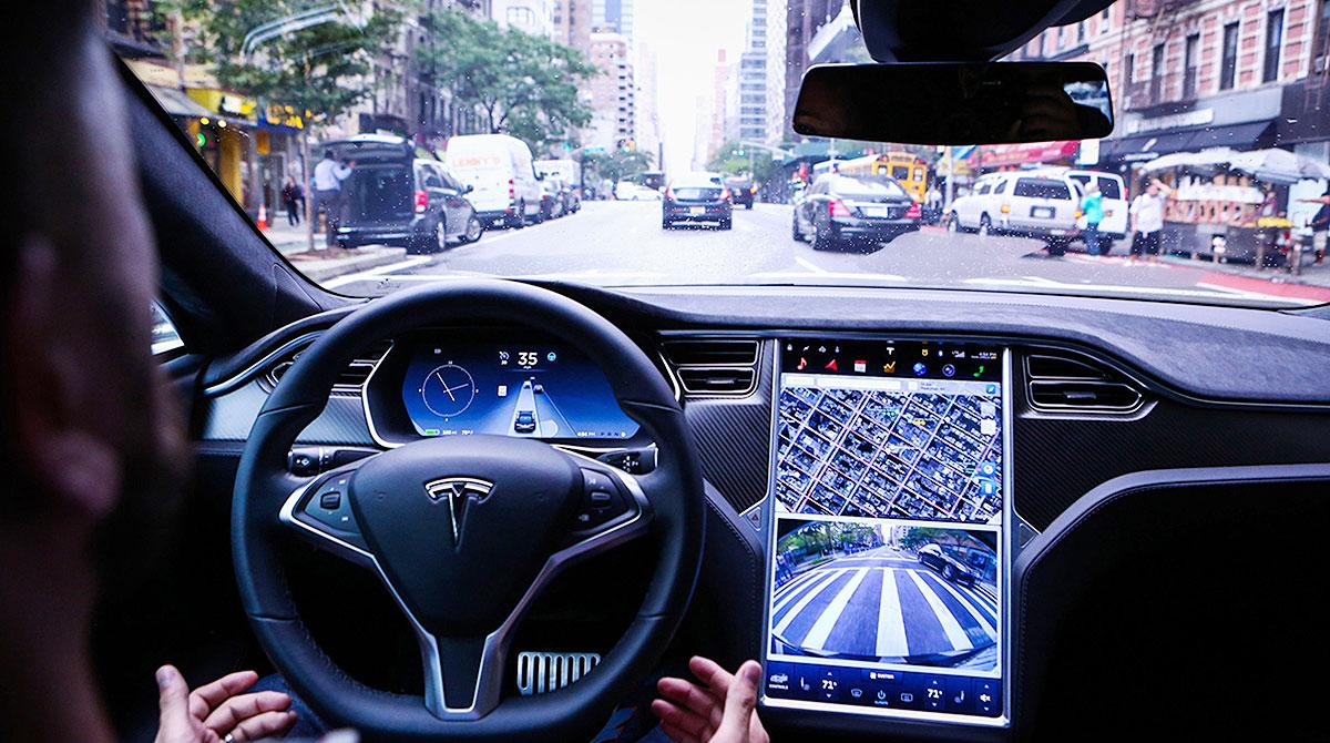 Crashes Raise Questions About Tesla's Autopilot   Transport Topics