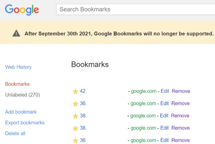 Google Bookmarks is shutting down in September, won't affect starred locations in Maps | PINKVILLA